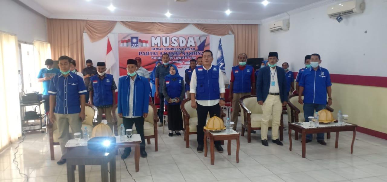 Kembali Terpilih, Zulkifli Hasan Pesan Agar Karemuddin Segera Bentuk Formatur Partai