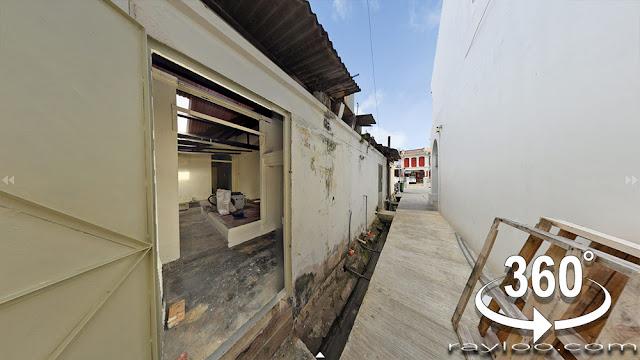 Lebuh Peking Near Mcnair Street And Tye Sin Street Terrace House By Raymond Loo