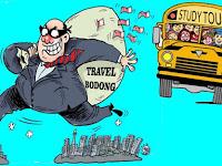 Travel Bodong Bawa Kabur Ratusan Juta Uang Siswa dan Guru SMP Semen Tonasa 2