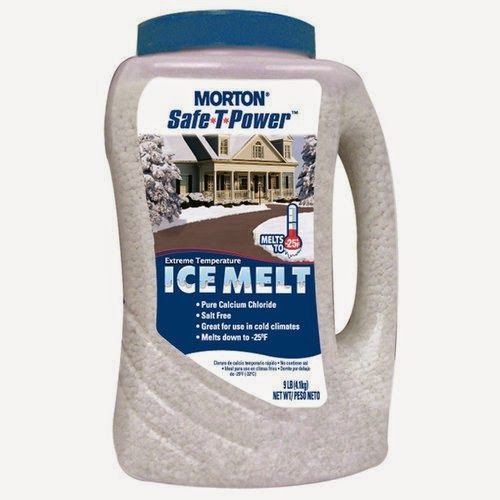 Ice Melt Ingredients Types What Is Safe For Concrete