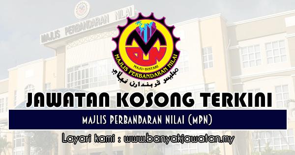 Jawatan Kosong 2018 di Majlis Perbandaran Nilai (MPN)