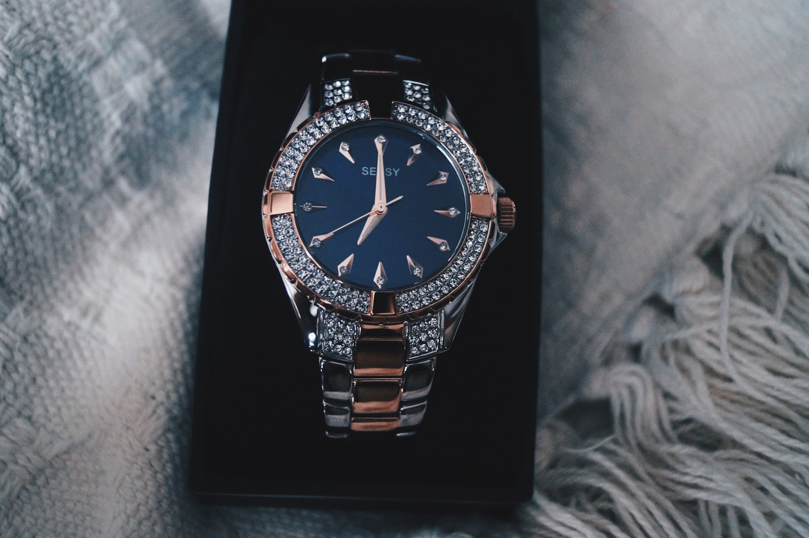 Ana Maddock- Seksy Intense by Sekonda- House of Watches- houseofwatches.co.uk