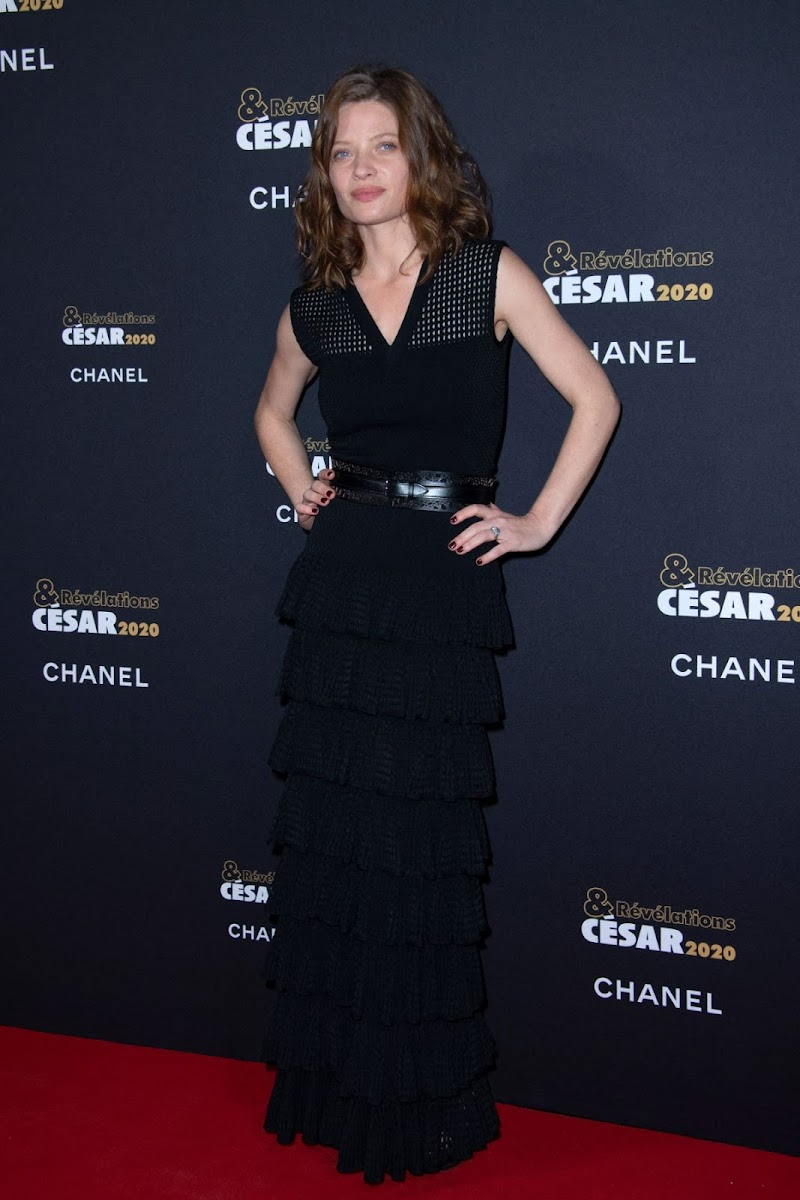 Melanie Thierry Clicks at Cesar Revelations 2020 Photocall in Paris 13 JAn-2020
