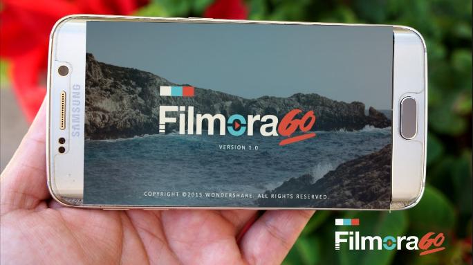 أروع تطبيق لإنشاء فيديوهات إحترافية للهواتف، FilmoraGo - محررالفيديو المجاني