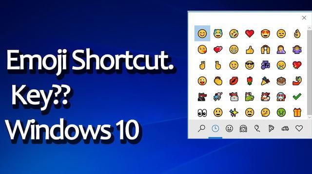 كيفية, استخدام, الرموز, التعبيرية, والايموجي, على, ويندوز, 10