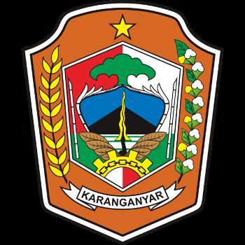 Logo Kabupaten Karanganyar PNG