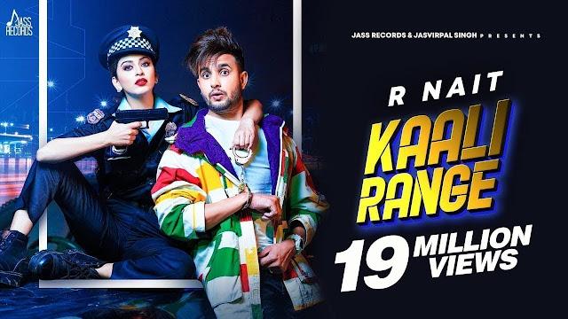 Kaali Range R Nait Lyrics