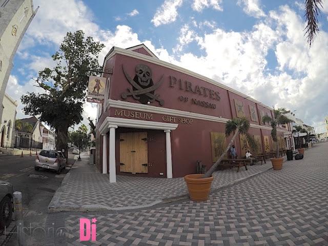 Museu dos Piratas em Nassau