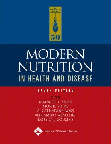 Dinh dưỡng hiện đại với Sức khỏe và Bệnh tật 10e