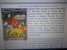 click on pic - The Pilgrims Society