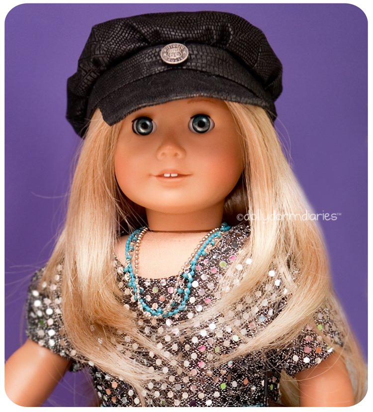 Meet our American Girl doll, Cindy. Read 18 inch doll diaries at our American Girl Doll House. Visit our 18 inch dolls dollhouse!