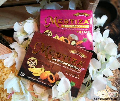 Mestiza Prime Earth Brown for Dry Skin