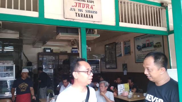 wisata kuliner tempat kopi paling enak di kota tarakan kaltara