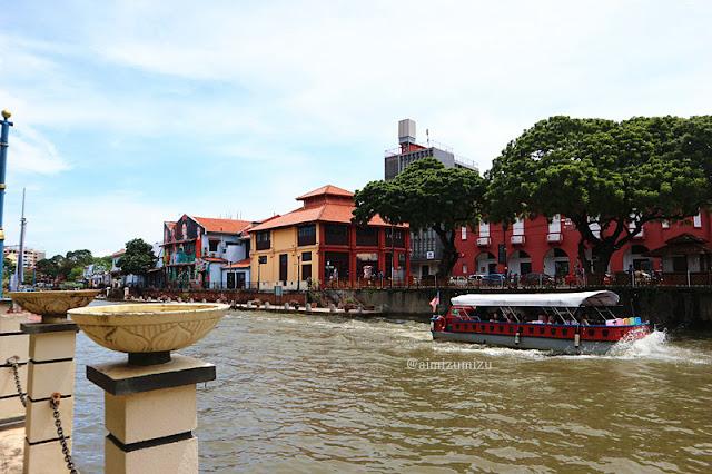 Riverside Melaka