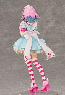 Riamu Yumemi de The iDOLM@STER Cinderella Girls, ALUMINA.