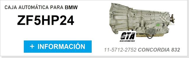 CAJA AUTOMATICA BMW 5HP24