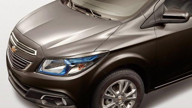 Novo Chevrolet Prisma 2015