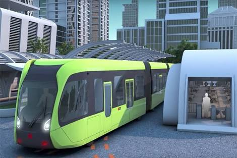 Ônibus high-tech pode derrubar custo de obras de metrô