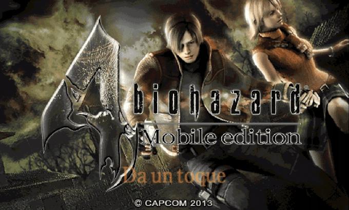 Resident Evil 4 Mobile – Baixar para Android
