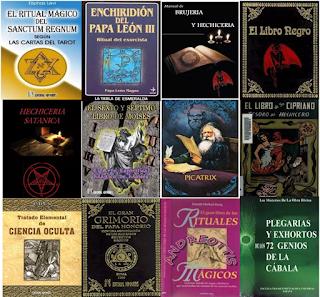 descargar libros brujería hechizos gratis