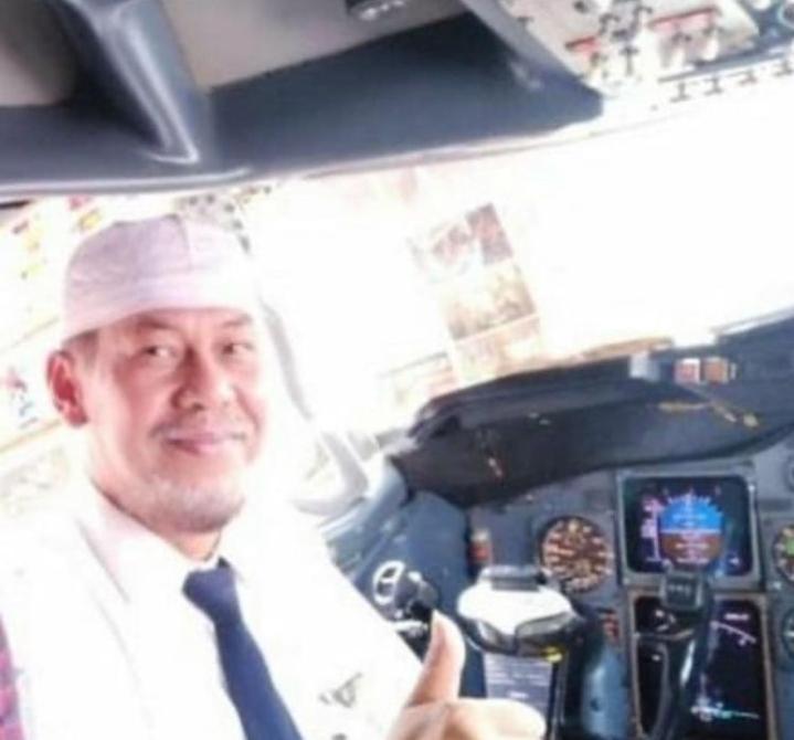 Pilot Sriwijaya Air Itu Rupanya Seorang Ustaz