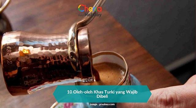 10 Oleh-oleh Khas Turki yang Wajib Dibeli