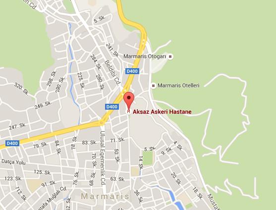 Aksaz Asker Hastanesi