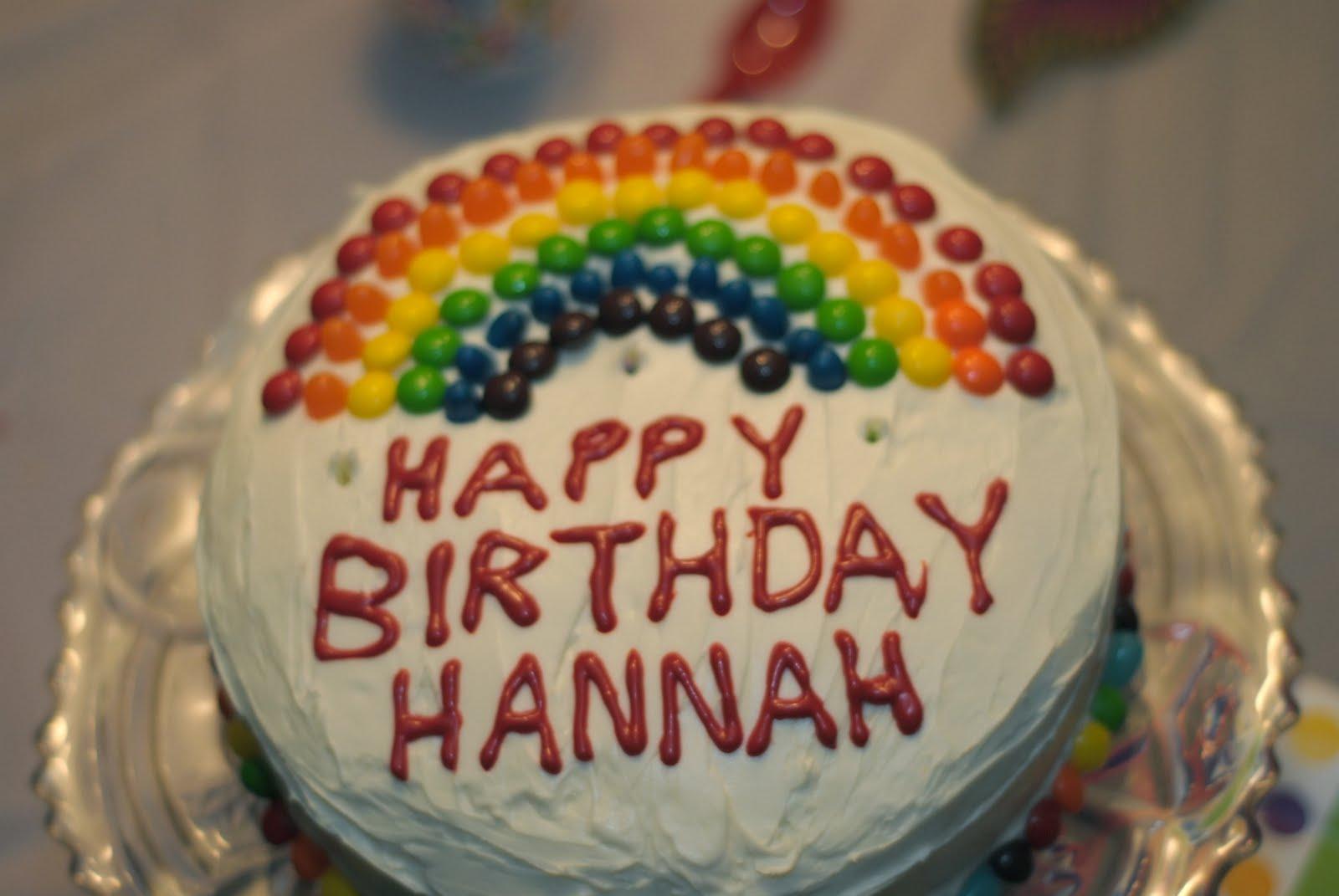 Hands Always Creating: Happy 5th Birthday, Hannah