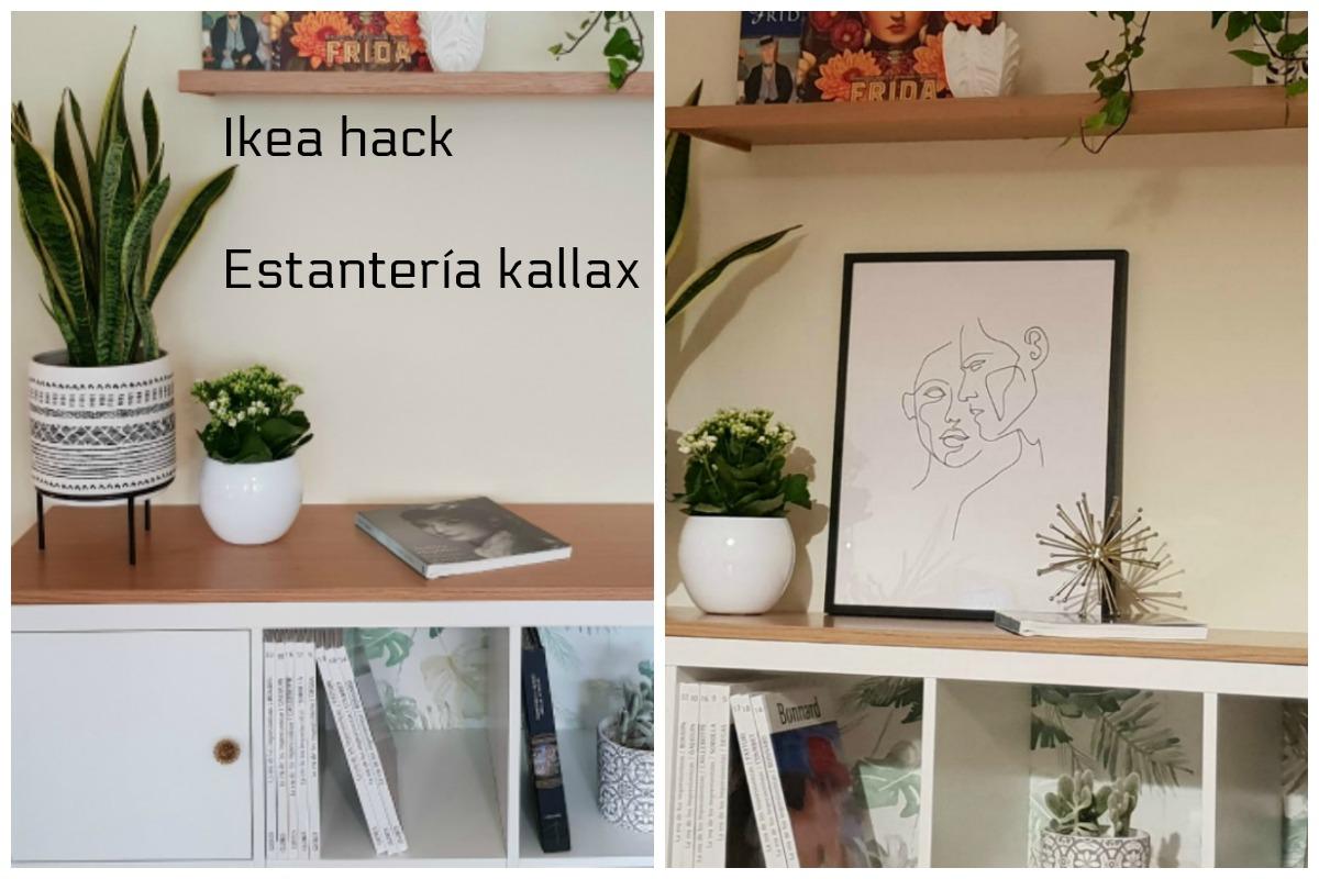 decorar el salón con muebles de ikea