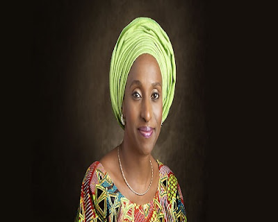 SHOCKER!!! I Spent 10 Years Under Lagos Bridges – Vice President's wife Dolapo Osinbajo