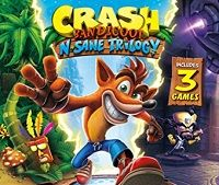 Crash Bandicoot N-Sane Trilogy PS4 Download on Amazon