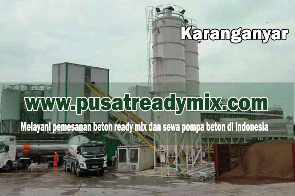 harga beton jayamix Karanganyar