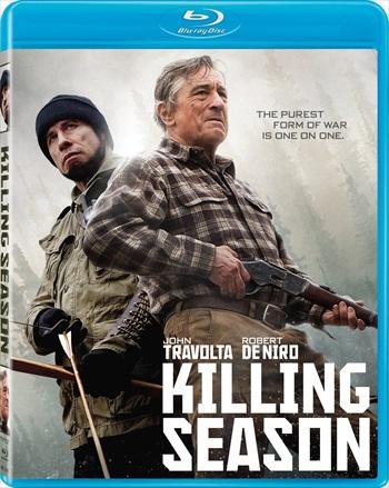 Download Killing Season 2013 Dual Audio Hindi 480p BluRay 280mb