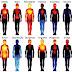 Atlas das Emoções revela o comportamento do corpo humano em cada sentimento