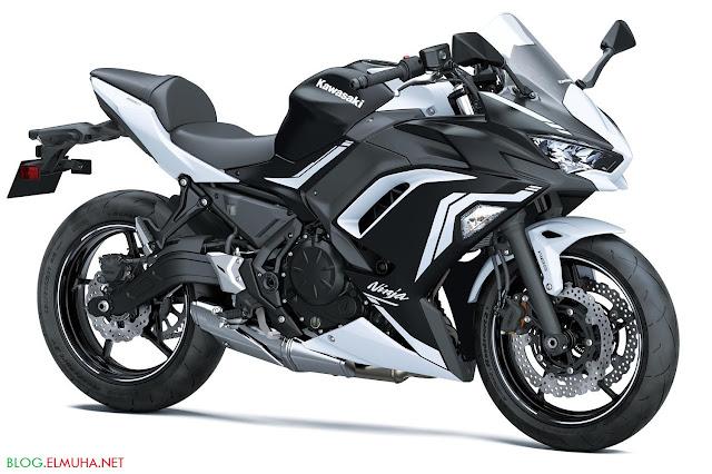 Kawasaki Ninja 650 2020 galeri