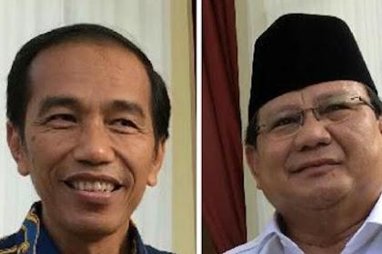 Prabowo Gohlom Jiucap Seulamat Keu Jokowi, Gerindra: Bèk Paksa-Paksa