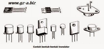 Bentuk-bentuk transistor