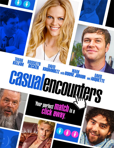 Ver Casual Encounters (2016) Online