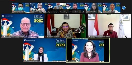 Wagub Banten: Calon Pemimpin Masa Depan Harus Tahan Cemoohan
