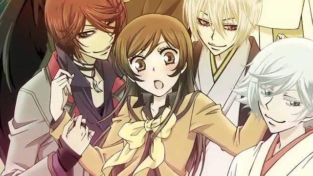 4 15 Anime Reverse Harem Terbaik