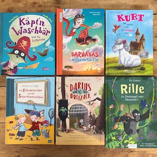 Lustige Vorlesebücher für Kinder ab 5 Jahren