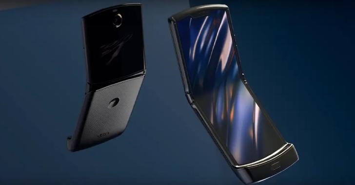Motorola Razr (2019) Price for Foldable Phone in India