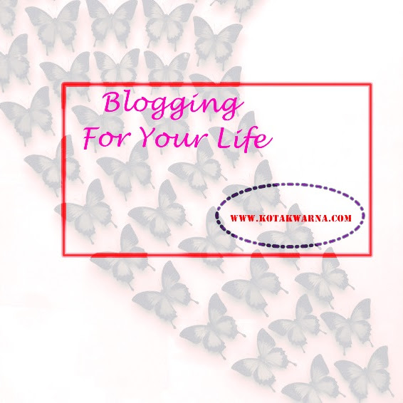 Blogging For Your Life