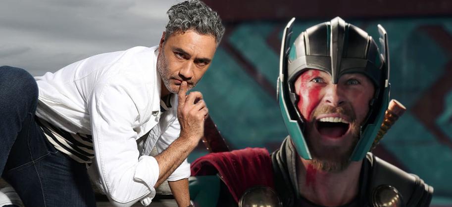 Taika Waititi will direct Thor 4