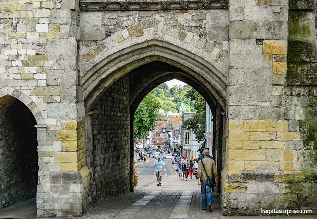 Westgate e Muralhas de Winchester, Inglaterra