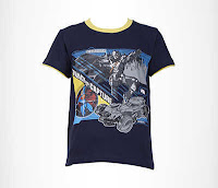 AlfamindKaos Anak Batman vs Superman Track Capture Navy ANDHIMIND
