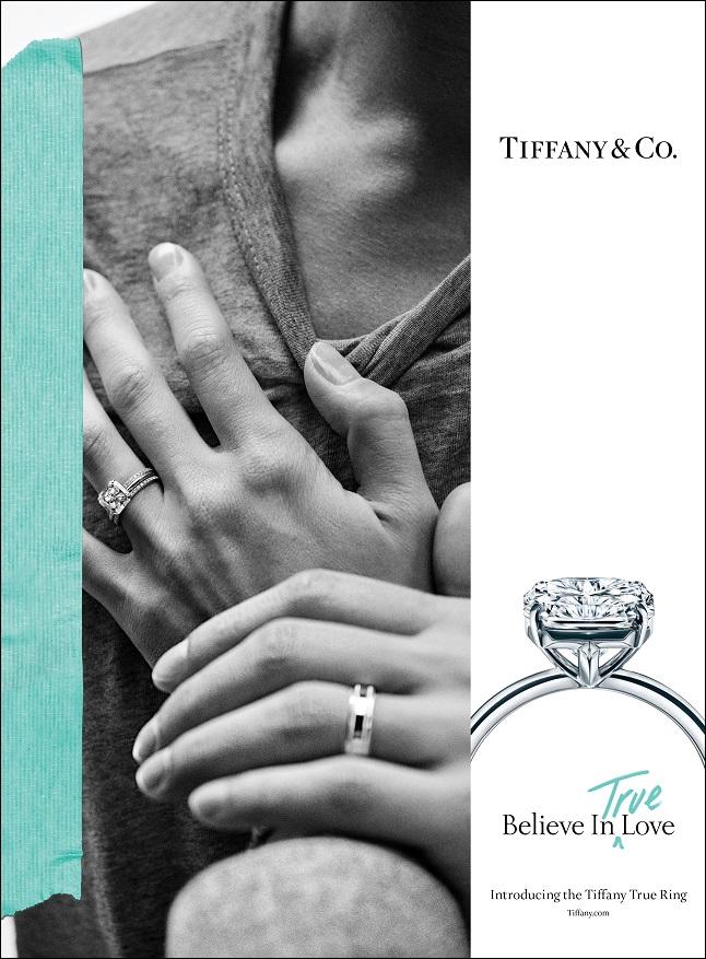 "be44198c41034 mylifestylenews: Tiffany & Co. ""Believe in True Love"" Campaign"