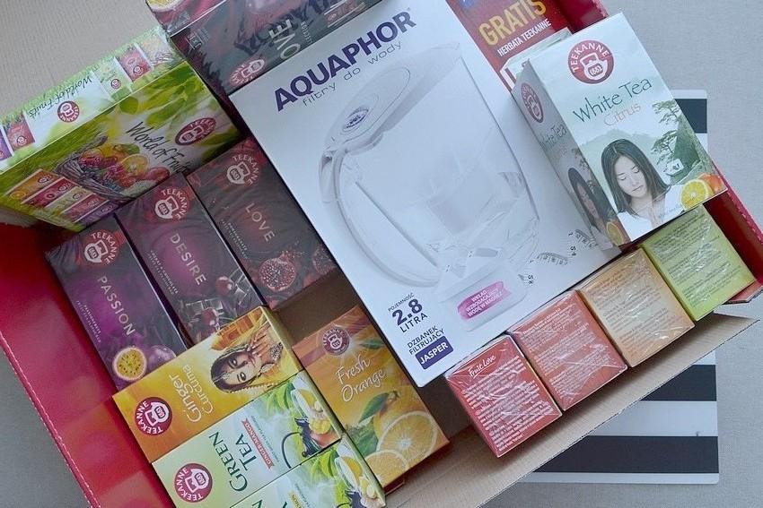 prezent dla fanów herbaty