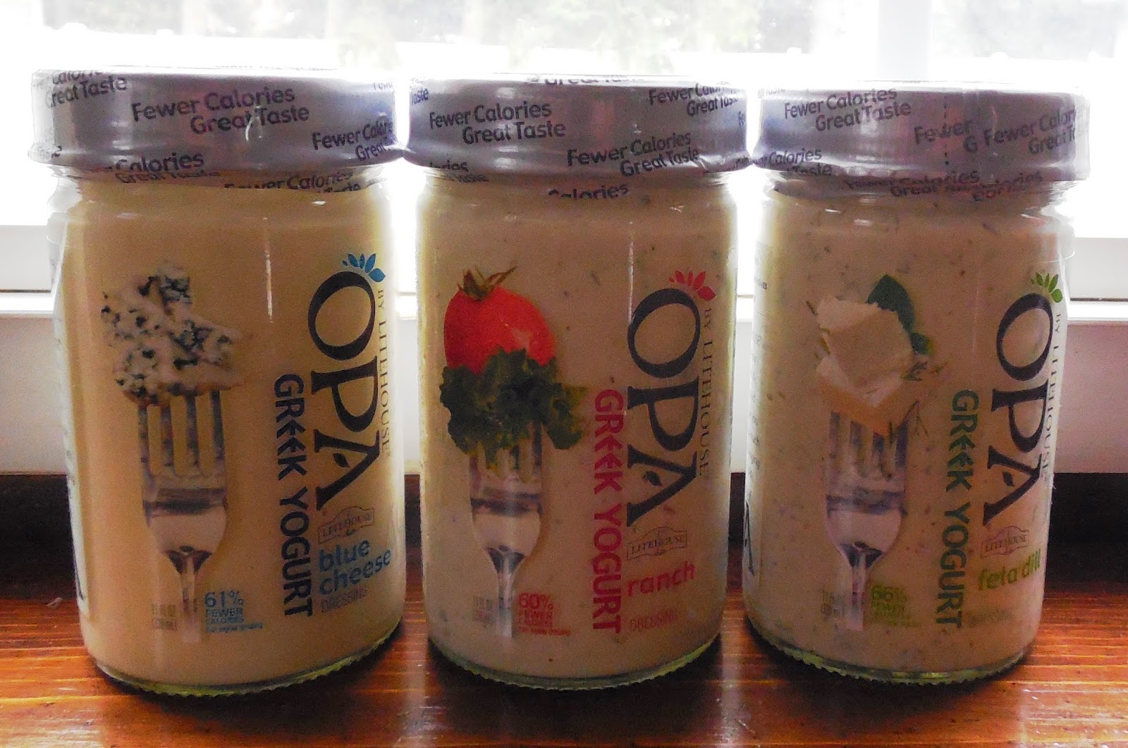 Litehouse Opa Greek Yogurt Dressings