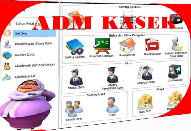 Format Administrasi Kepala Sekolah Lengkap Sesuai Pedoman Download Gratis